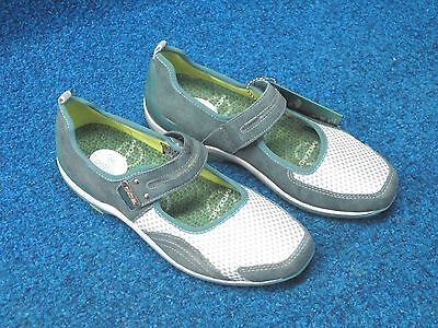 New Aetrex  Lizzy  Green Mary Jane  Size 6.5  Medium  Shoes 6150