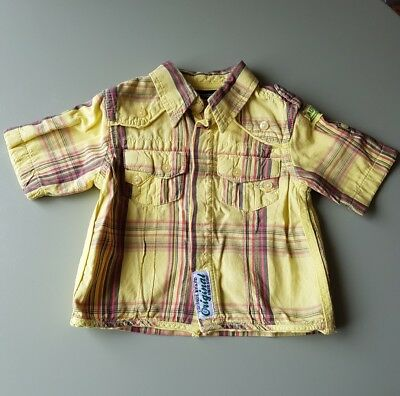 NEXT Baby Boys  Summer / Holiday Shirt Age 3 - 6 Months VINTAGE Brand 8kg