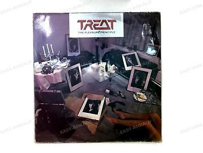 Treat - The Pleasure Principle NL LP 1986 /5