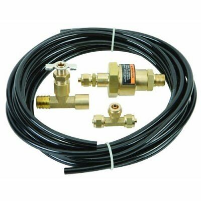 Automatic Compressor Tank Drain Kit Clog-free discharge