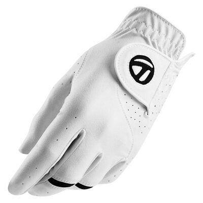New TaylorMade All Weather Men's White Golf Glove
