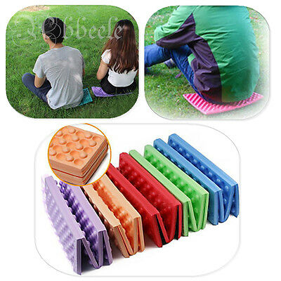 Outdoor Foldable Folding EVA Foam Waterproof Chair Cushion Seat Pad Garden Park