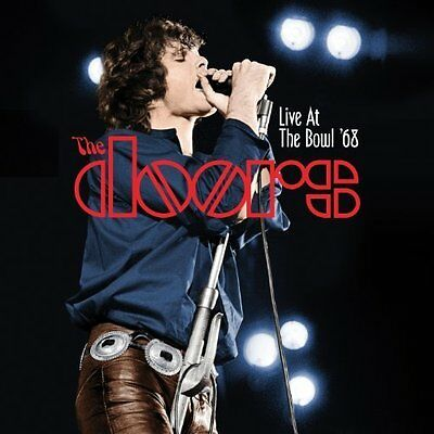 Live at the Bowl 68 The Doors CD Sealed ! New ! 2012