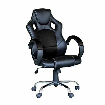 Racing Gaming Desk Chair Computer Swivel Executive Office Ergonomic With High Ba