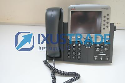 CISCO Unified IP Color Display VoIP Phone CP-7975G