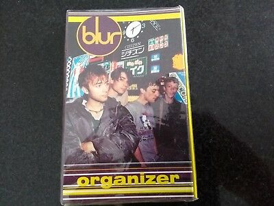 Blur Rare 1995 Personal Organiser, Brand New! (The Great Escape)