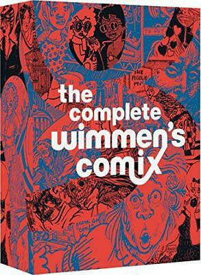 Complete Wimmen's Comix, The by Trina Robbins | Hardcover Book | 9781606998984 |