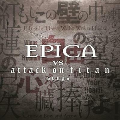 Epica - Epica Vs Attack On Titan Songs Used - Very Good Cd