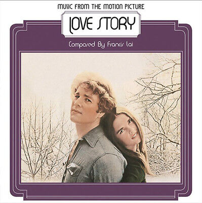 Francis Lai : Love Story CD (2018) ***NEW***