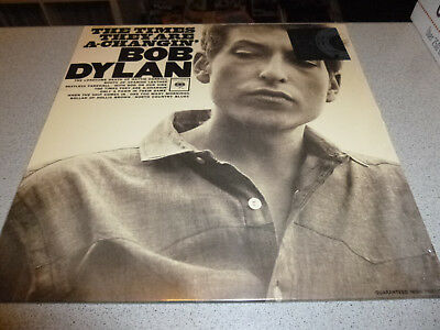 Bob Dylan - The Times They Are A-Changin´- LP 180g Vinyl /// Neu & OVP