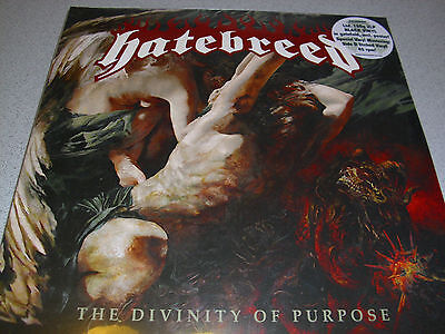 Hatebreed - The Divinity Of Purpose - Ltd. 2LP Vinyl // Neu & OVP