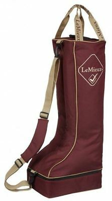 Le Mieux Long Boot Bags - Blue -Waterproof - BN
