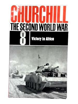 Victory in Africa: The Second World War Vol Winston S. Churchill 1965 Book 22395