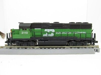 N Scale Kato Powered GP50 Burlington Northern