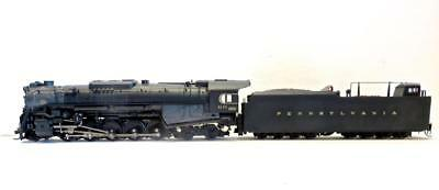 HO BROADWAY LIMITED 023 PRR 6170 J1 2-10-4 Paragon with Sound DCC/DC (New Box )