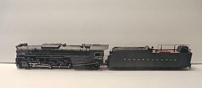 HO BROADWAY LIMITED 2224 PRR #6493 J1A Paragon 2 with Sound DCC/DC (New in Box)