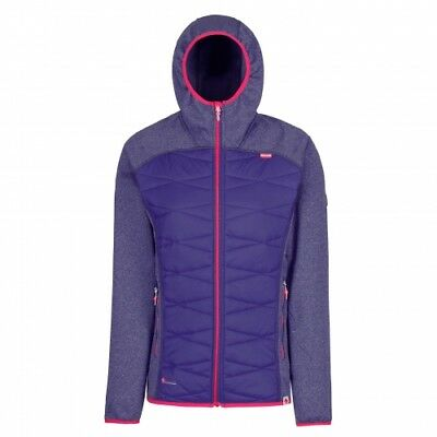 Regatta Andreson III Hybrid Women elderberry marl/elderberry Damenjacke lila