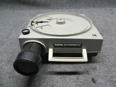Vintage Kodak Ektagraphic B-2 Slide Projector with Lens and Lamp *For Parts*