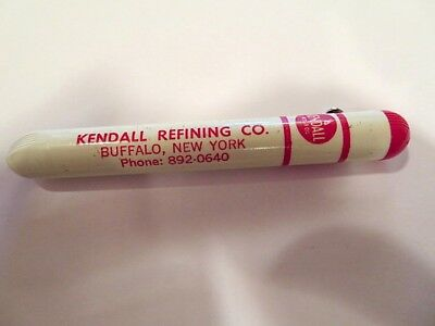 Vintage Kendall Motor Oil Advertising Autopoint Retractable Knife 1960s