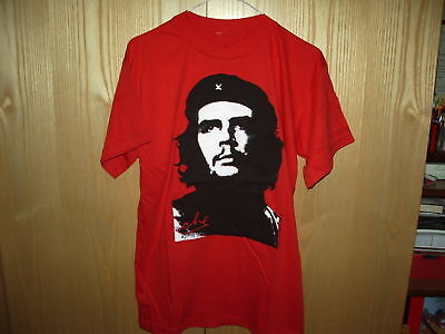 "t-shirt + 2 patches  ernesto ""che"" guevara"