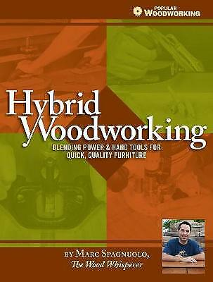 Hybrid Woodworking, Spagnuolo, Marc