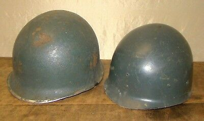 1942 McCord WW2 World War 2 M1 Fixed Bale Front Seam Westinghouse Helmet Liner