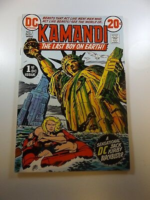 Kamandi #1 FN+ condition Free shipping on orders over $100.00!