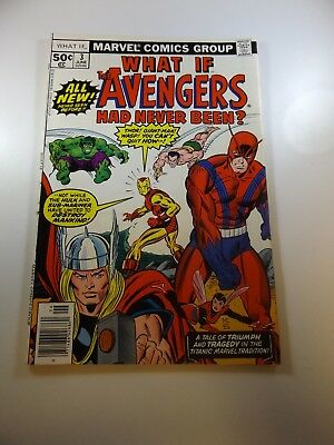 What If #3 VF condition Free shipping on orders over $100.00!