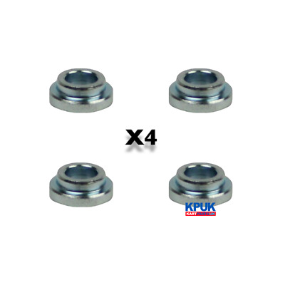 Kart M8 Stepped Spacer Washer Pack of FOUR Brand New Kart Parts UK