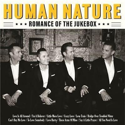 HUMAN NATURE Romance Of The Jukebox (Personally Signed by Human Nature) CD NEW