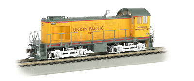 Bachmann 63155 N Scale S4 Diesel Switcher Loco w/DCC Union Pacific #1156 NEW