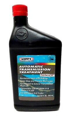 Wynn's 32oz Automatic Transmission Treatment 64501 NOS