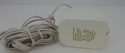 Dept 56 Village White AC/DC Adapter  #55026 Used D56