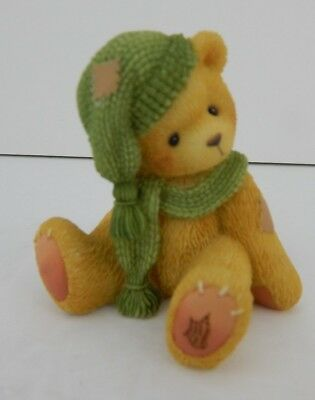 Enesco 1999 Cherished Teddies You're As Cozy As A Pair Of Mittens #534226