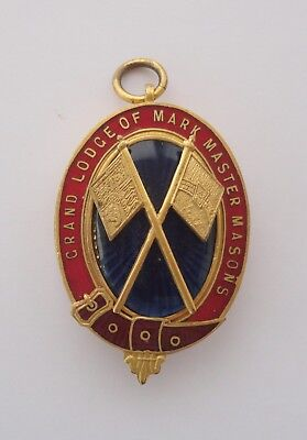 Masonic Mark Grand Rank Collar Jewel- PGStdB