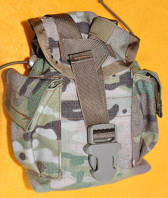 1 Quart GI Canteen cover only  USArmy Crye Multicam Brand new