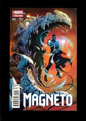 Magneto #2  Jerome Opena Variant  1:50 Nm  Comic Kings