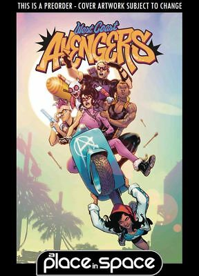 (WK34) WEST COAST AVENGERS, Vol. 3 #1A - PREORDER 22ND AUG