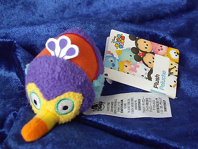 Disney Up Soft Toy Kevin Tsum Tsum Pixar New plush bird