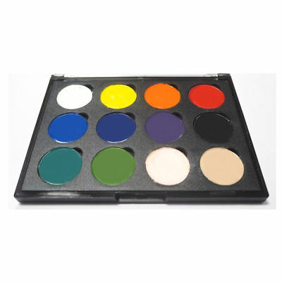 Cosmic Shimmer Watercolour Paint Palette - Essential Brights