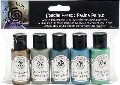 Cosmic Shimmer Special Effect Paint Kit - Patina