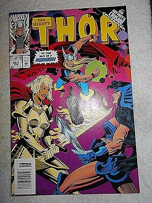 1993 The Mighty Thor #463 Infinity War X-Over VF 8.0