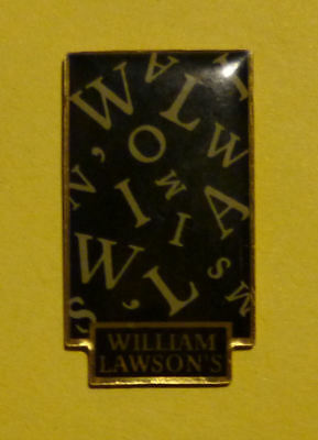 William Lawson's - Schottland - Whisky  Pin  Nr. 01 -   TOP