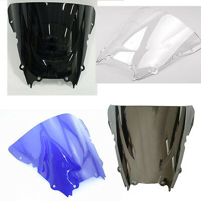 New Double Bubble For Yamaha YZF-R6 1998-2002 1999 2000 2001 Windscreen Cowl