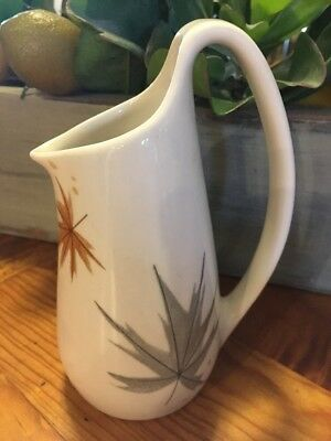 Harvest Time INFORMAL True China, IROQUOIS Vintage Creamer/Pitcher, Ben Seibel