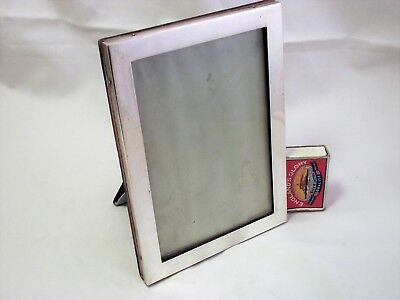 Vintage Anglo Indian Silver Photo Frame - Orr Silver
