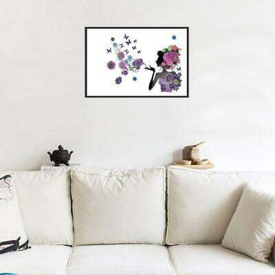 DIY Beauty Diamond Painting Cross-stitch Embroidery Kit for Home Mural Decor