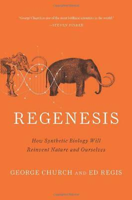Regenesis by Church, George M NEW Book, (Paperback) FREE