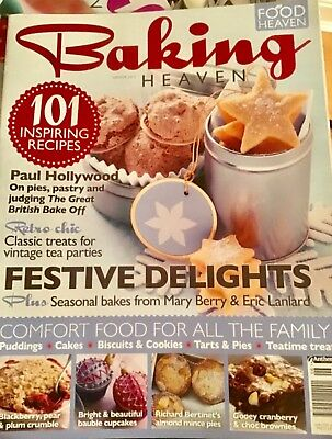 Baking Heaven Magazine - 101 Inspiring Recipes