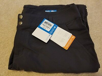 Columbia Women's Saturday Trail II Convertible Hiking Pants New With Tags 16 Reg